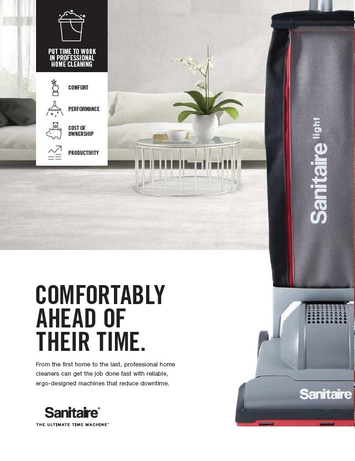 Sanitaire 2018 Catalog