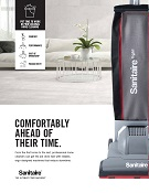 2018 Sanitaire Commercial Cleaning Hospitality Takeaway Brochure Sanitaire 2018 Hospitality Takeaway Brochure-COPY
