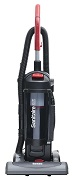 Click to view all Sanitaire bagless vacuums
