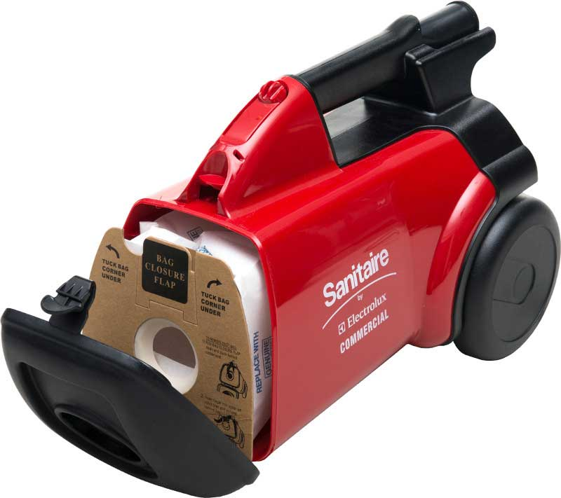 Sc3683 Sanitaire Canister Vacuum Commercial Grade