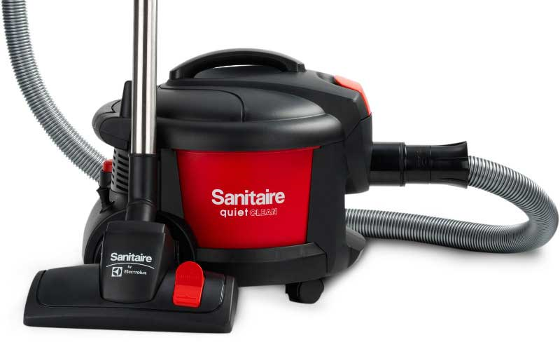 Sc3700a Sanitaire Commercial Canister Vacuum