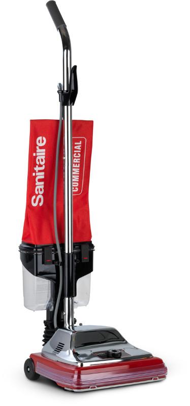 Sc887 Sanitaire Upright Vacuum Commercial Sc887b