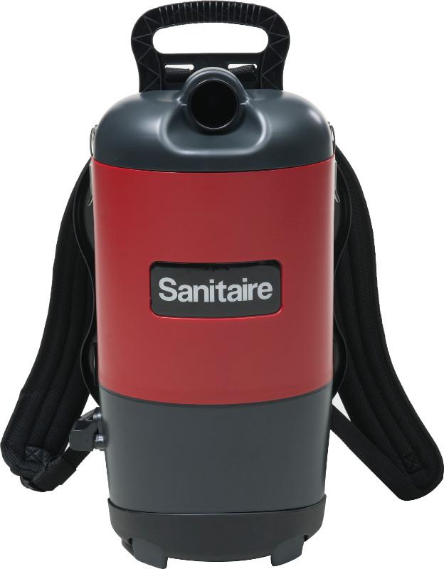 Sanitaire Sc412 Backpack Vacuum Quiet Clean Series