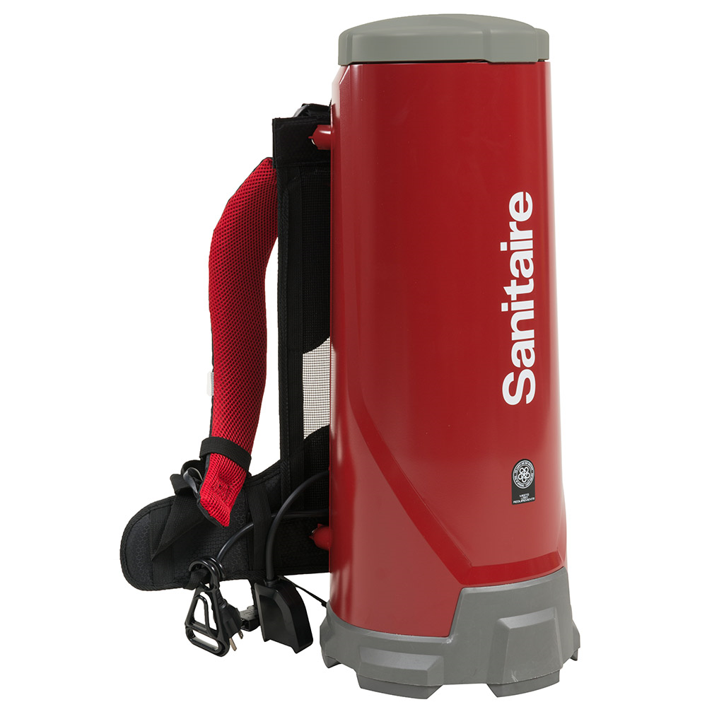 SC530B Backpack, Allergen Micron Filter