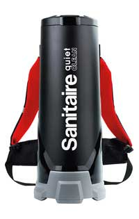 SC530A Backpack, Allergen Micron Filter