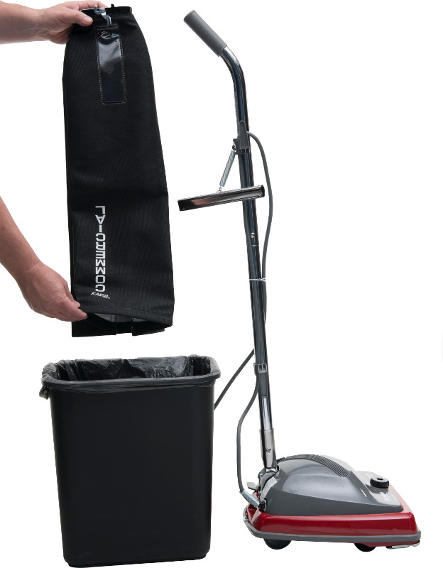 Sc679 Lightweight Sanitaire Commercial Vacuum