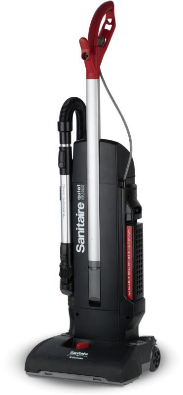Sc9180 Commercial Vacuum Sanitaire Quiet Clean Hepa