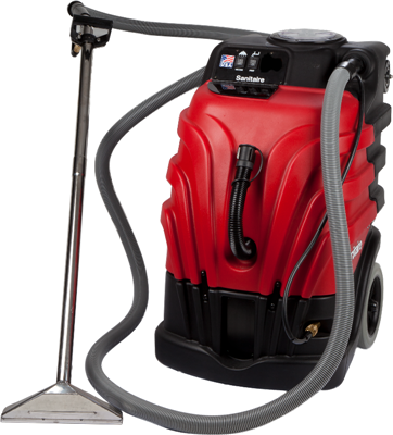 Sanitaire SC6080 Commercial Canister Carpet Extractor 3 Stage 150 PSI